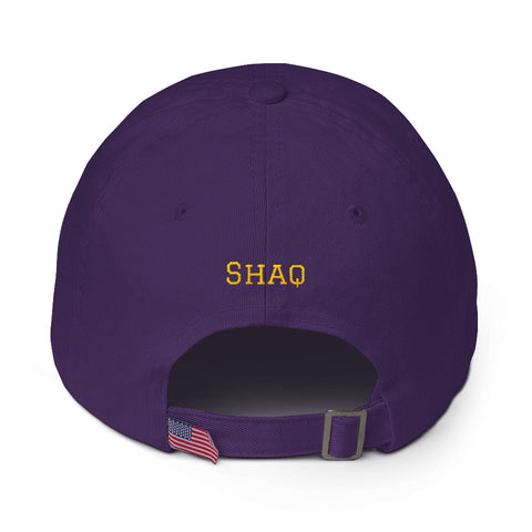 Shaquille O'Neal #34 Dad Hat