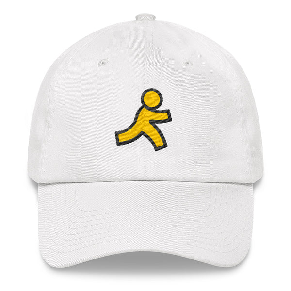 AIM Running Man Dad Hat