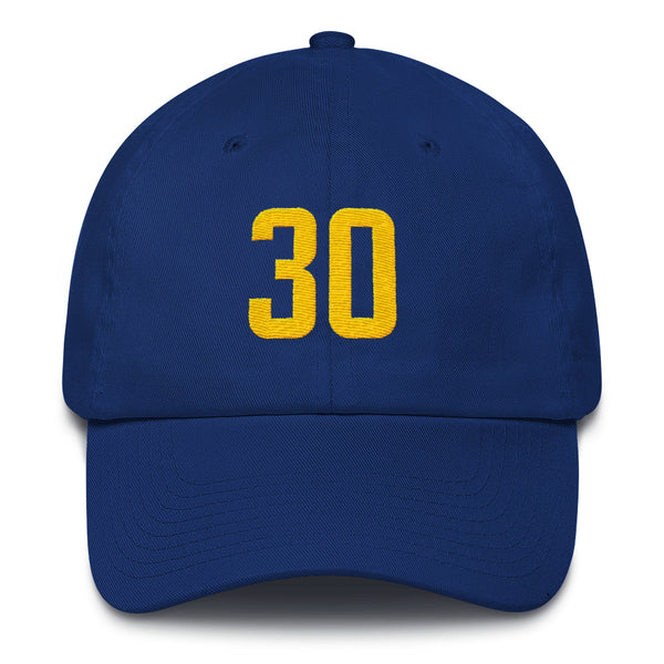 Todd Gurley III #30 Dad Hat-Player Number Hat-Coverage Gear
