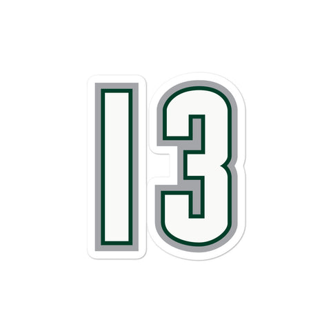 Glenn Robinson #13 Sticker