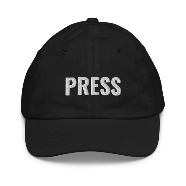 PRESS Youth Size Cap