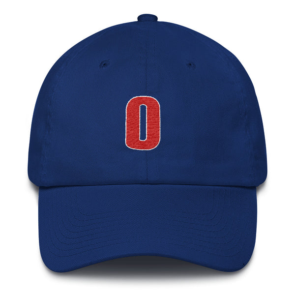 Andre Drummond #0 Dad Hat-Player Number Hat-Coverage Gear