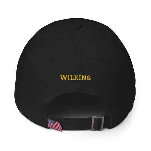 Dominique Wilkins #21 Dad Hat