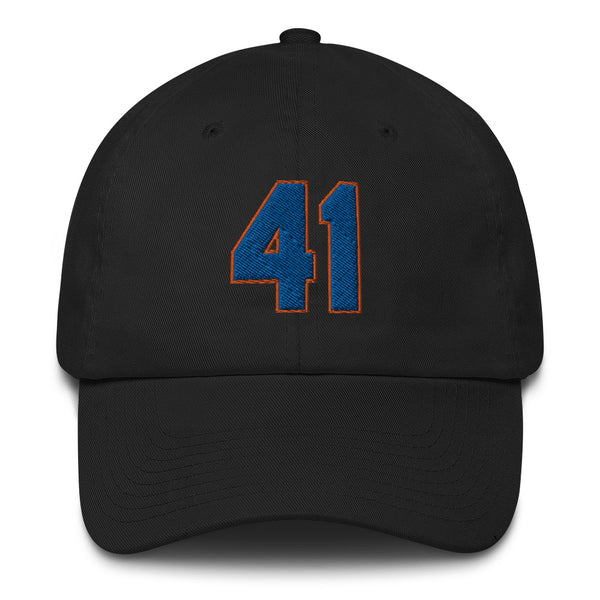 Tom Seaver #41 Dad Hat-Player Number Hat-Coverage Gear