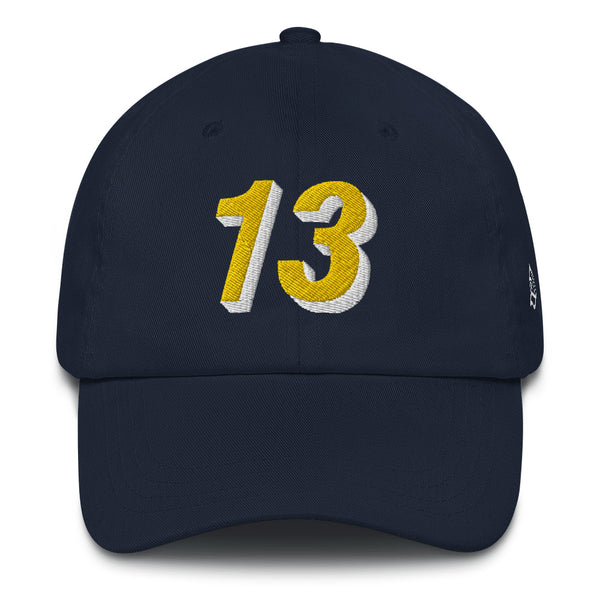 Mark Jackson #13 Dad Hat