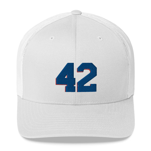 Al Horford #42 Trucker Cap