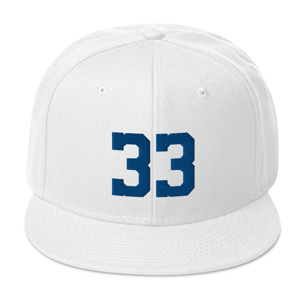 Tony Dorsett #33 Snapback Hat-Player Number Hat-Coverage Gear