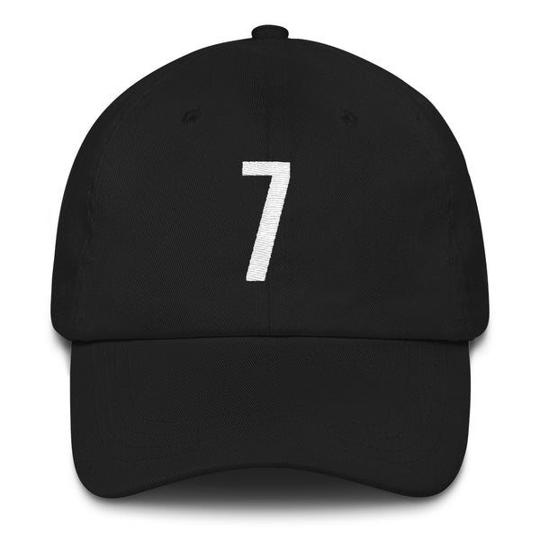 Kevin Durant #7 Dad Hat-Player Number Hat-Coverage Gear