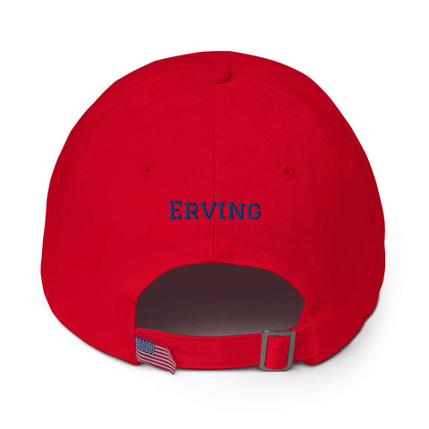Julius Erving #6 Dad Hat