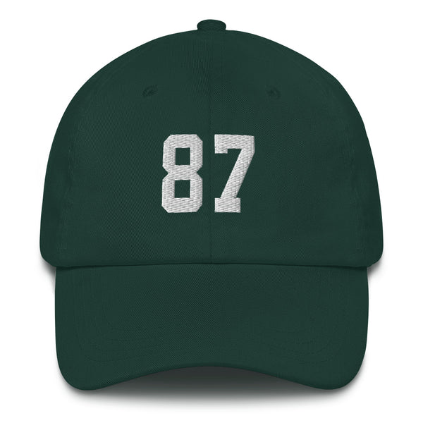 Jordy Nelson #87 Dad hat