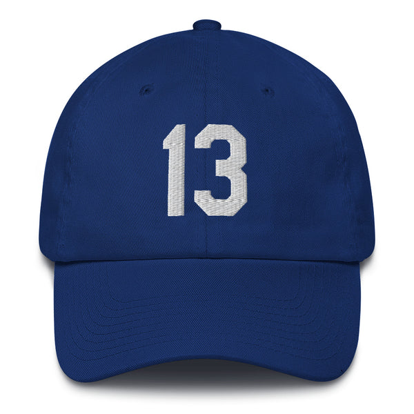 Salvador Perez #13 Dad Hat