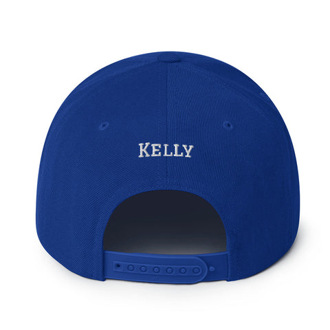 Jim Kelly #12 Snapback Hat