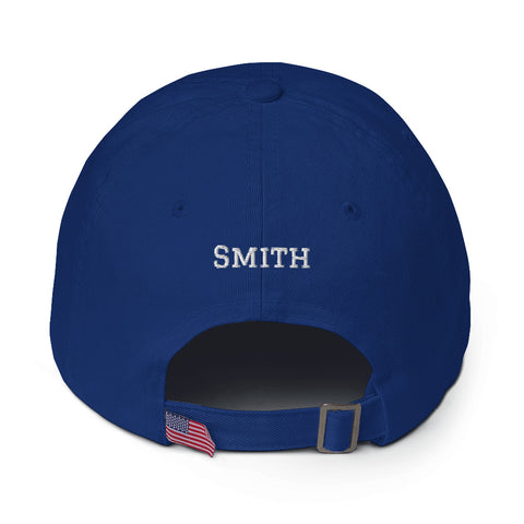 Bruce Smith #78 Dad Hat