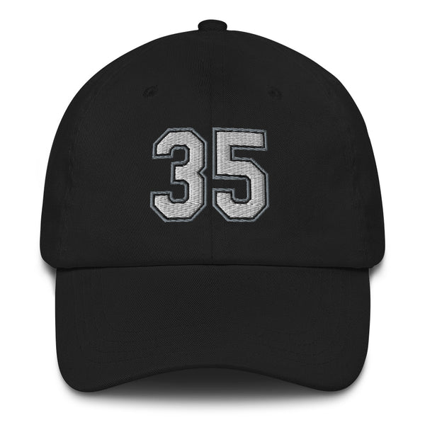 Frank Thomas #35 Dad hat