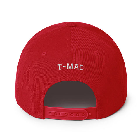 Tracy McGrady #1 Snapback Hat