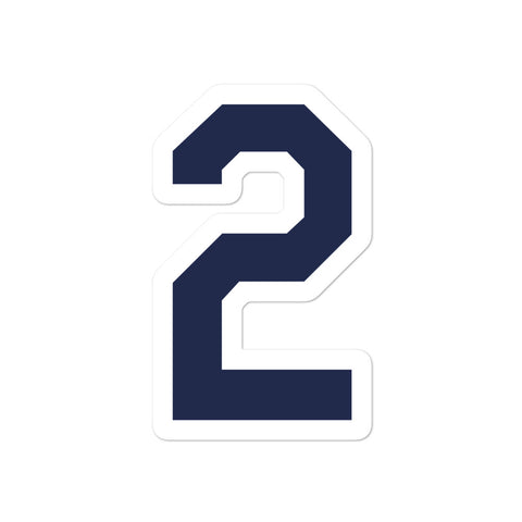 Yandy Diaz #2 Sticker