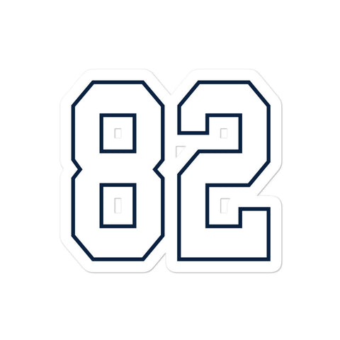 Jason Witten #82 Sticker