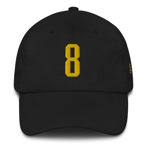 Wily Mo Pena #8 SoftBank Hawks Dad Hat