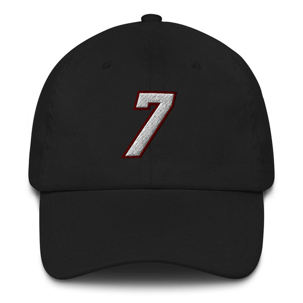 Gordan Dragic #7 Dad Hat-Player Number Hat-Coverage Gear