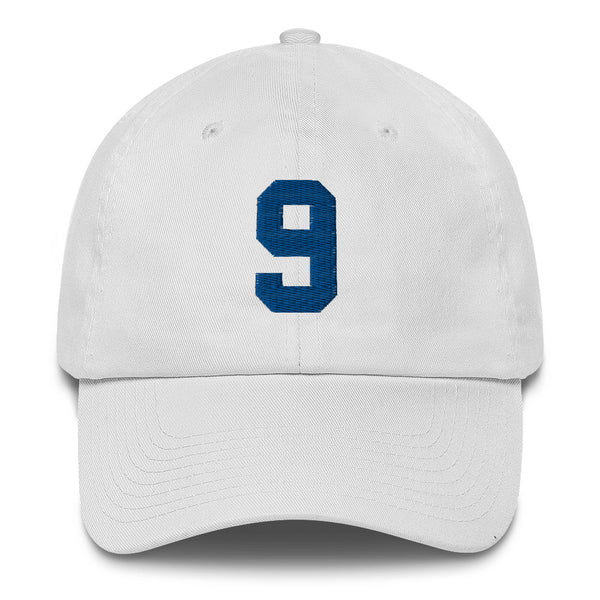 Tony Romo #9 Dad Hat-Player Number Hat-Coverage Gear
