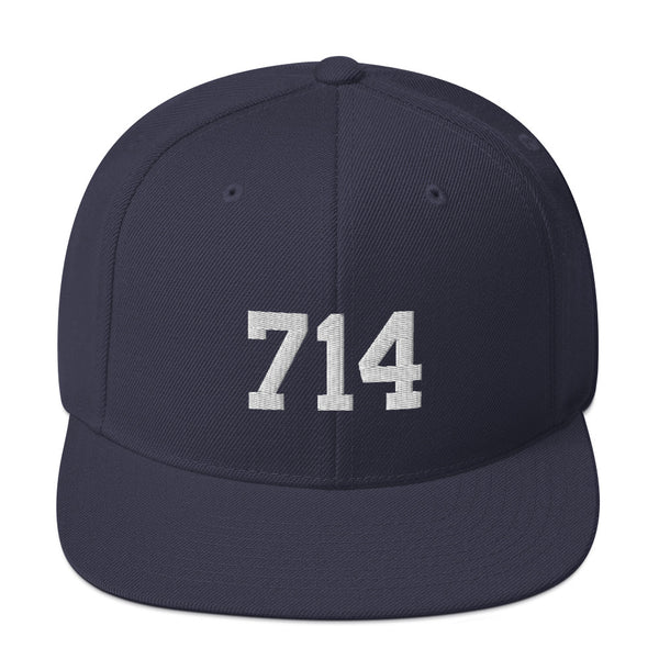 714 Home Runs Snapback Hat