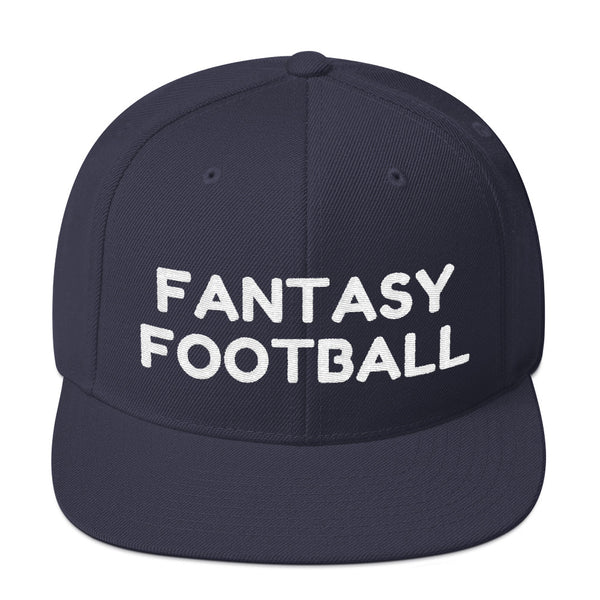 Fantasy Football Snapback Hat