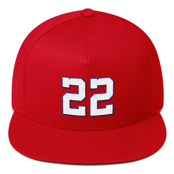 Juan Soto #22 Snapback-Player Number Hat-Coverage Gear