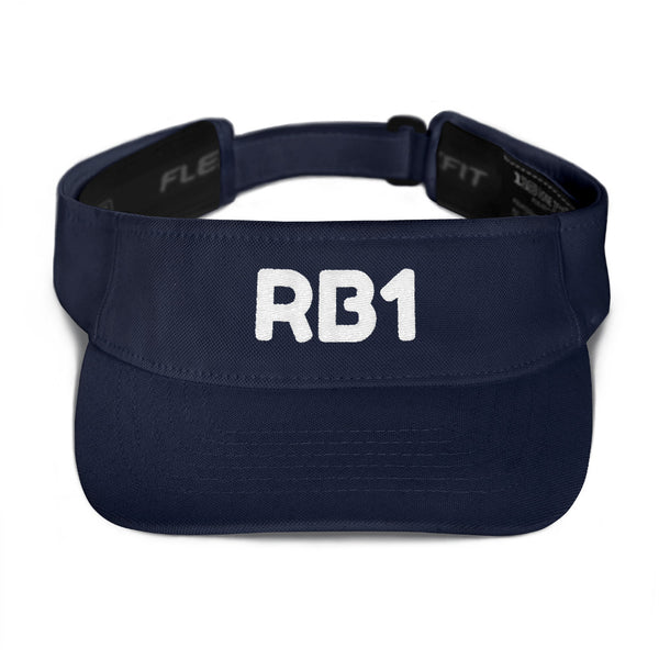 Fantasy Football RB1 Visor
