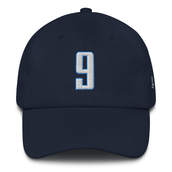 Steve McNair #9 Dad Hat