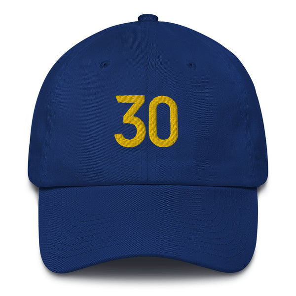 Steph Curry #30 Dad Hat