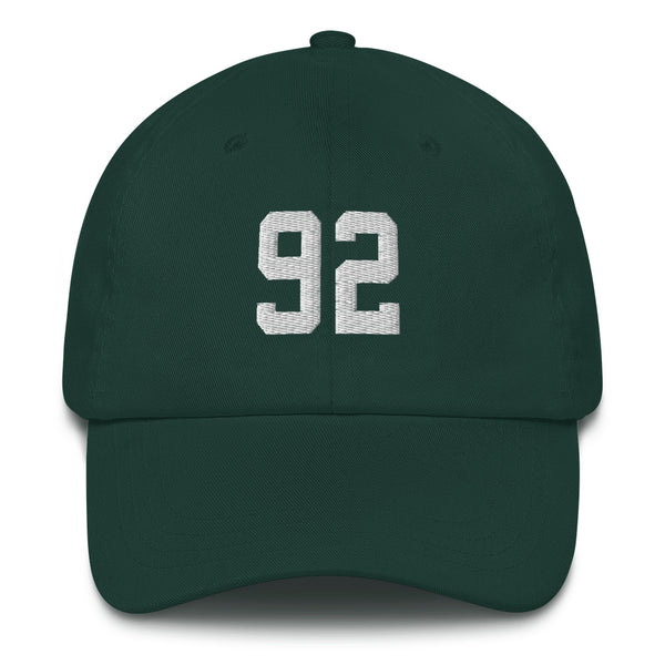 Reggie White #92 Dad hat