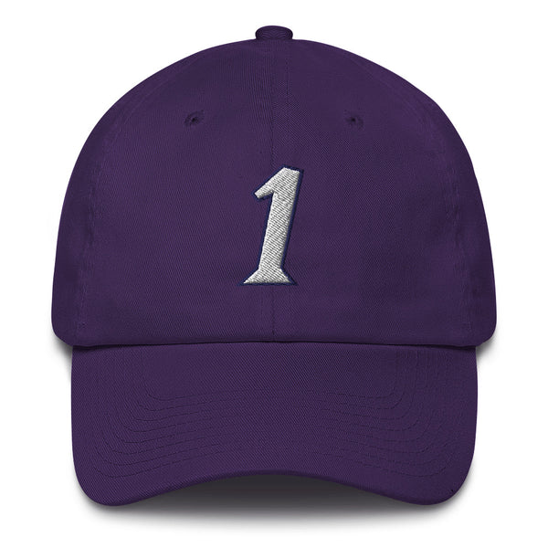 Tracy McGrady #1 Dad Hat-Player Number Hat-Coverage Gear