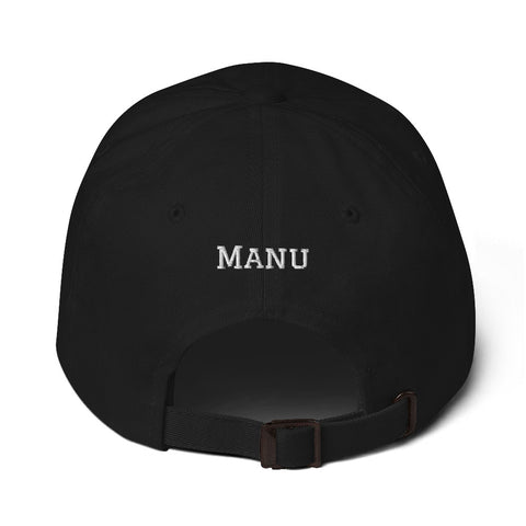 Manu Ginobili #20 Dad Hat