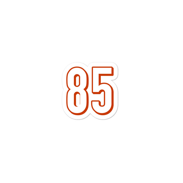 Chad Johnson #85 Sticker