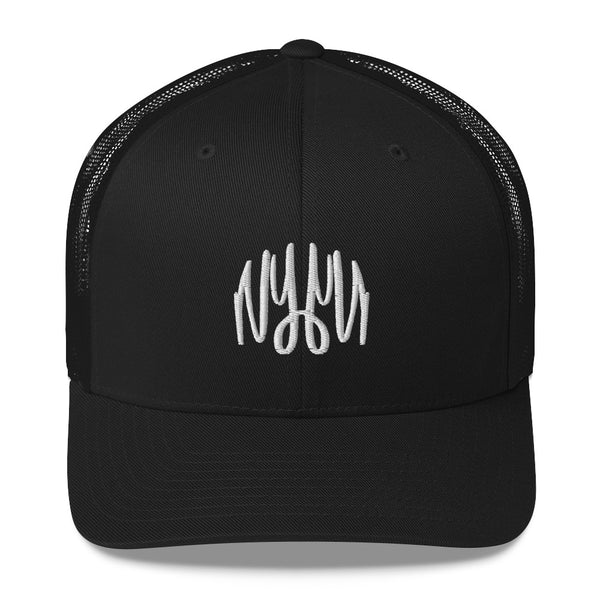 NYYN New York Trucker Cap