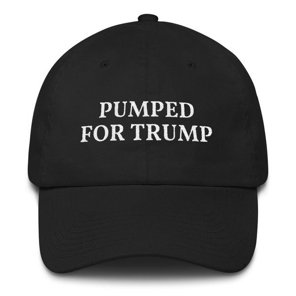 Pumped for Trump Hat