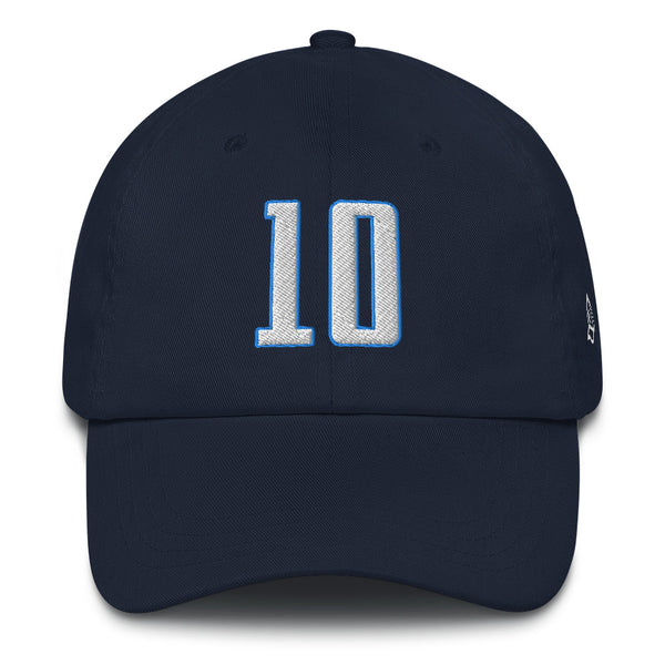 Vince Young #10 Dad Hat