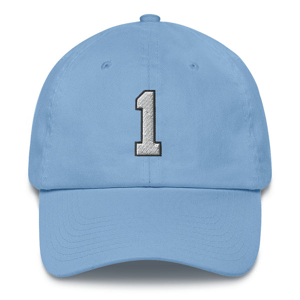 Cam Newton #1 Dad Hat