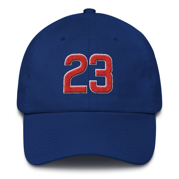 Jared Sandberg #23 Dad Hat