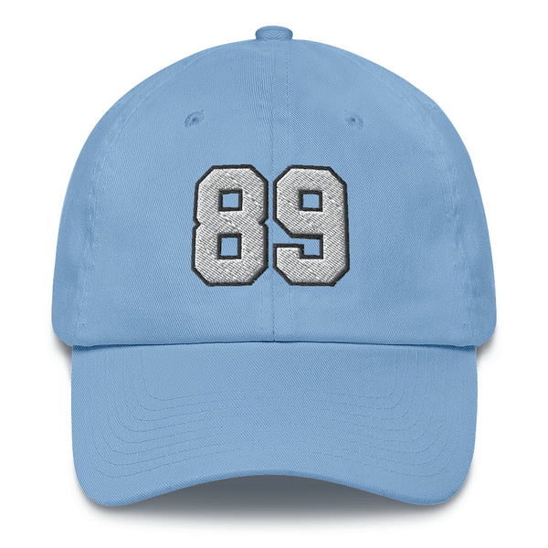 Steve Smith Sr. #89 Dad Hat-Player Number Hat-Coverage Gear