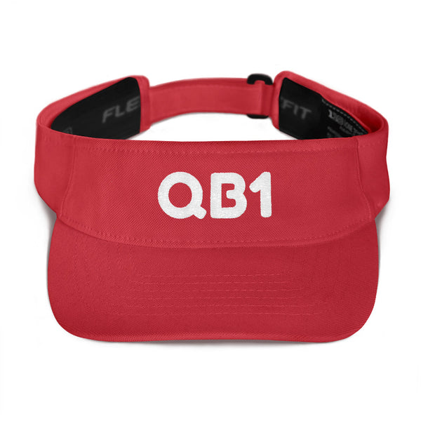 Fantasy Football QB1 Visor