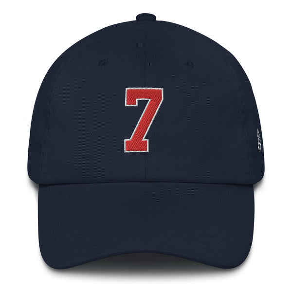 Joe Mauer #7 Dad Hat