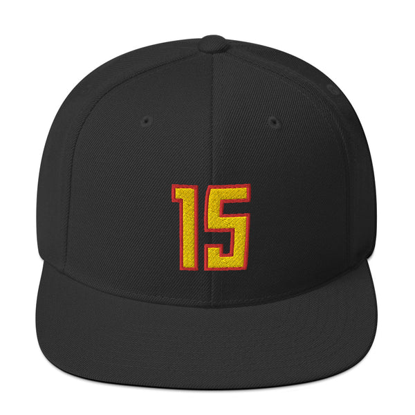 Vince Carter #15 Snapback Hat-Player Number Hat-Coverage Gear