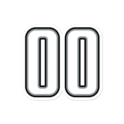 Aaron Gordon #00 Sticker
