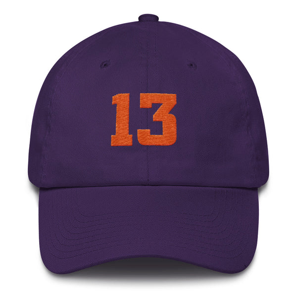 Steve Nash #13 Dad Hat-Player Number Hat-Coverage Gear