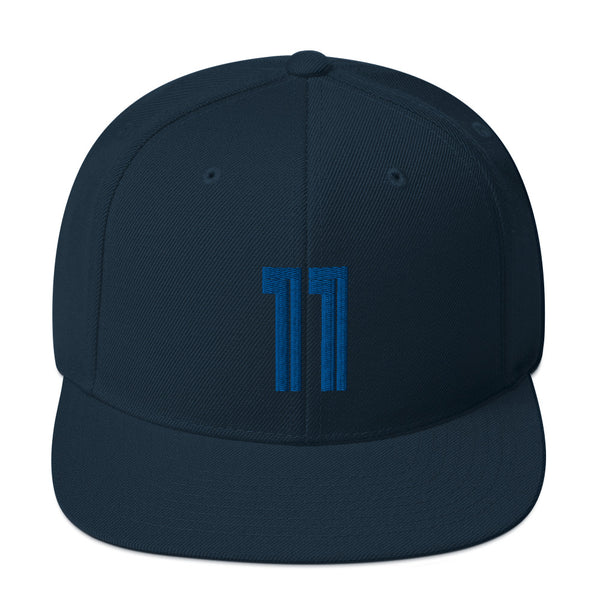 Mike Conley #11 Snapback Hat-Player Number Hat-Coverage Gear