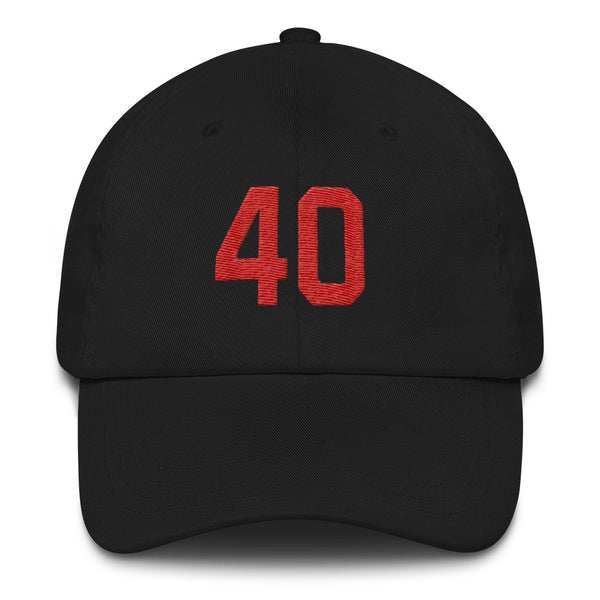 Pat Tillman #40 Dad Hat