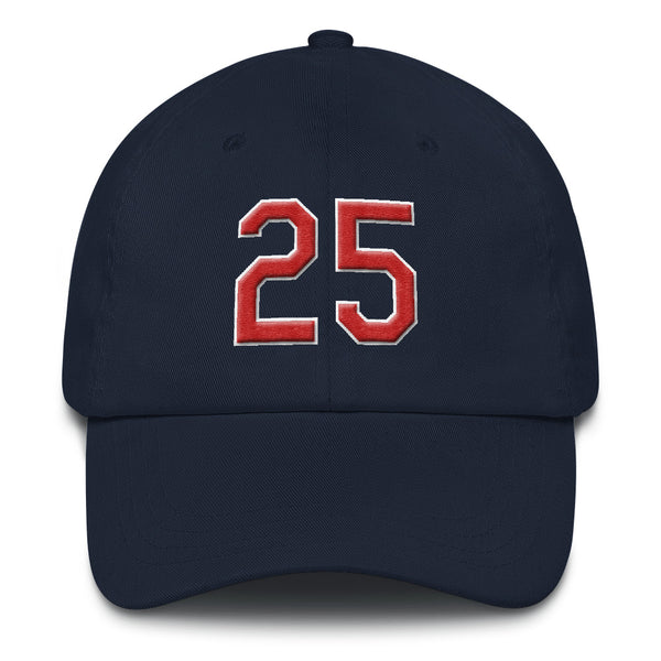 Jim Thome #25 Dad Hat