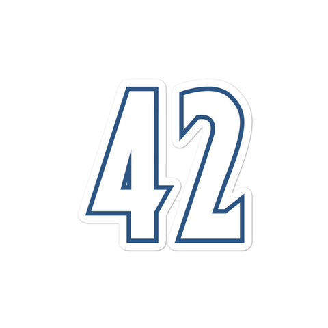 Kevin Love #42 Sticker