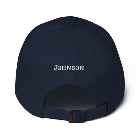 Andre Johnson #80 Dad hat